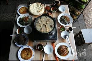 Lijiang hot pot