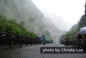 Tianmen Mountian
