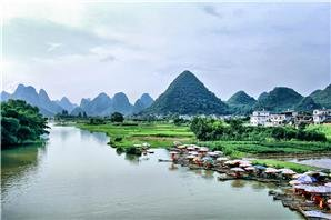 Guilin 72-Hour Visa-Free Travel