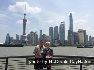 Touring Shanghai with China Highlights