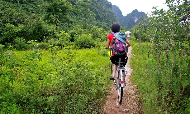 yangshuo riding