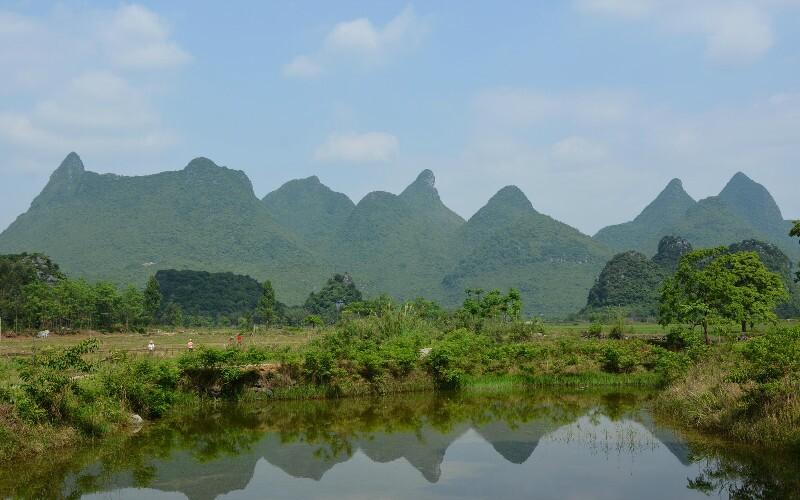 Yangshuo Countryside Cycling
