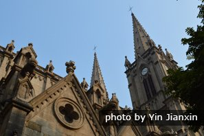 Guangzhou Cathedral of the Sacred Heart of Jesus