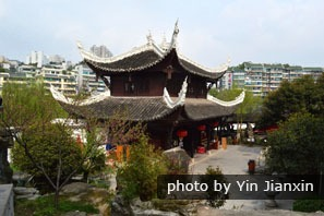Guiyang ancient building