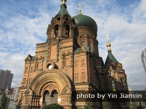 St. Sophia Orthodox Church, Harbin, China