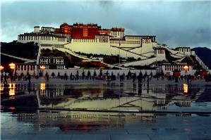 The Potala Palace — The Highest Ancient Palace
