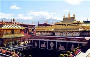Jokhang Temple  —  The Spiritual Center of Tibet