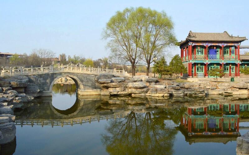 Twin Pagoda Temple