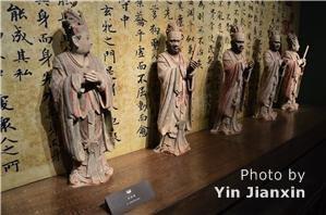 Shaanxi Museum artifacts