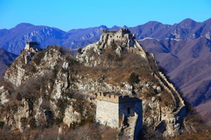 Jiankou — The Steepest Wild Great Wall Section