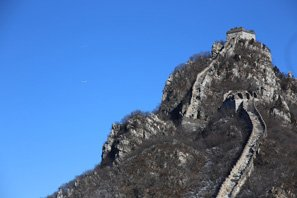 The Great Wall at Jiankou — Wild and Perilously Steep