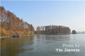 Wuhan in fall
