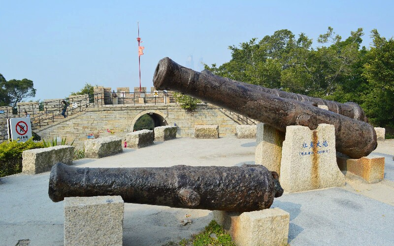 Hulishan Fortress -  History Lovers Delight