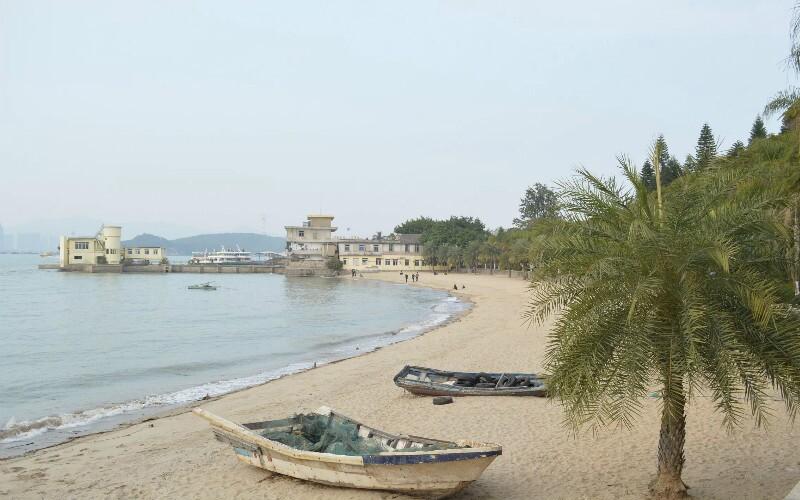 The 5 Best Beaches in Xiamen