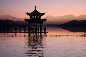 West Lake (the Symbol of Hangzhou)