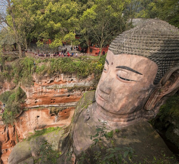 3-Day Giant Panda, Giant Buddha, and Ancient Town Tour