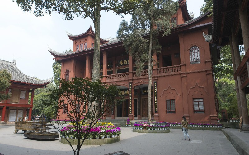 Lingyun Mountain