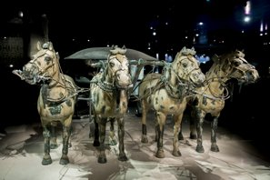 Exhibition of Bronze Chariots