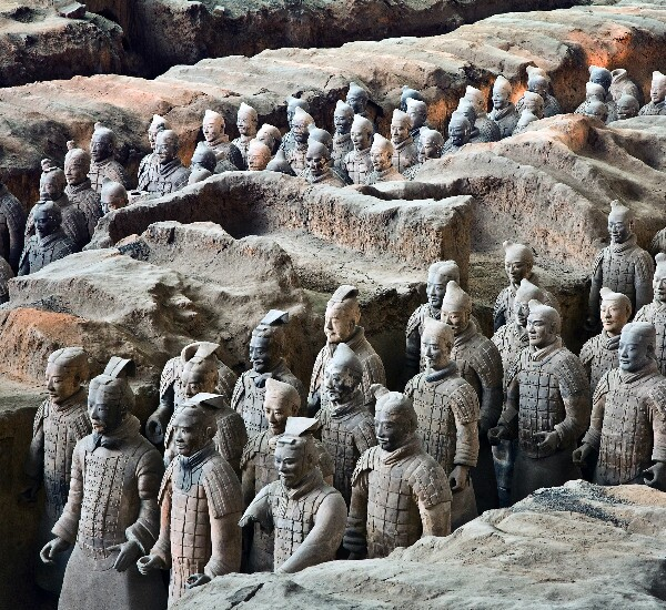 3-Day Xi'an Tour with Must-sees and Unique Experiences