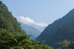 Qinling Mountains