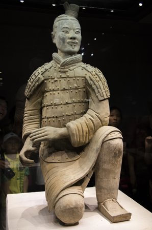 Terracotta Army details