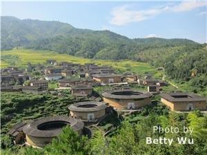 Yongding Hakka roundhouses