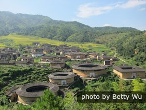Chuxi Tulou Cluster, Yongding County