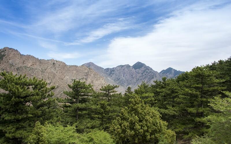 The Xumi Mountain Grottoes