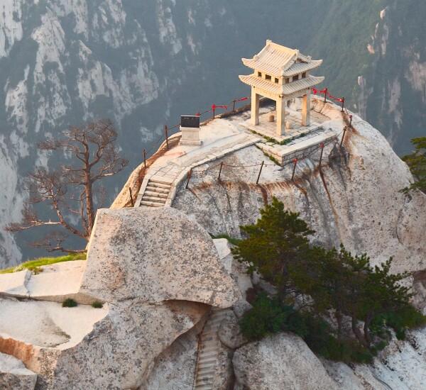 4-Day Mt Hua, Terracotta Warriors, and Big Wild Goose Pagoda Tour