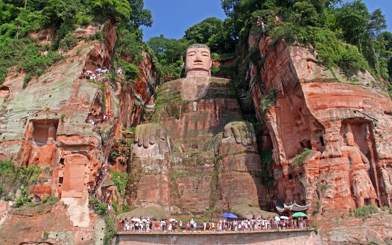 Leshan Attractions