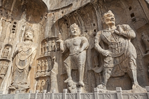 Buddhism in China, Longmen Grottoes
