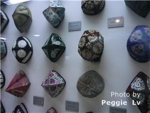 Collection at Xinjiang Uygur Autonomous Region Museum