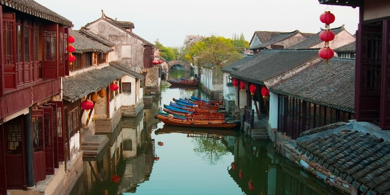 Tongli Watertown