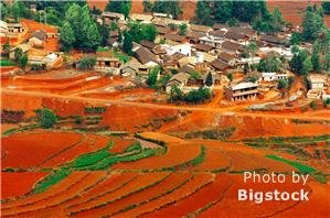 Dongchuan Red Lands
