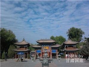 Zhangye Giant Buddha