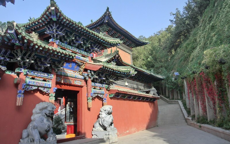 White Pagoda Mountain