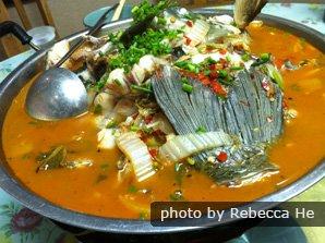 Tujia Fish Soup