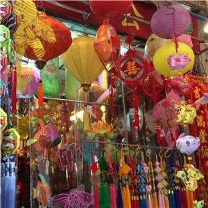 Celebrating  Mid-Autumn Festival in Hong Kong