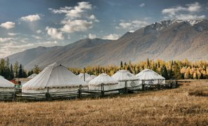 Villages in Xinjiang
