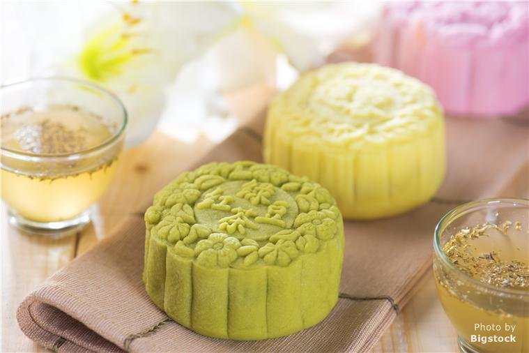 snow skinned mooncake
