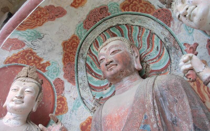 Tianshui Attractions