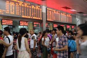 The Chinese New Year Travel Rush — the World's Largest Annual Human Migration