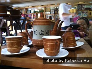 Bamboo Tea sets