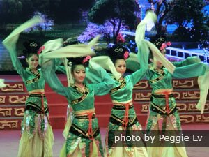 Tang-style Dance