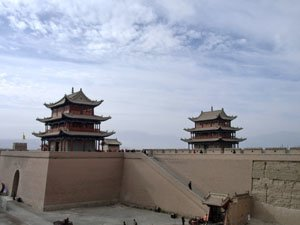 Jiayuguan Fort — Westernmost Ming Great Wall Garrison
