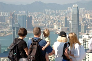 Visit Hong Kong with your family