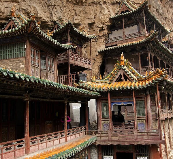 4-Day Datong and Pingyao Tour