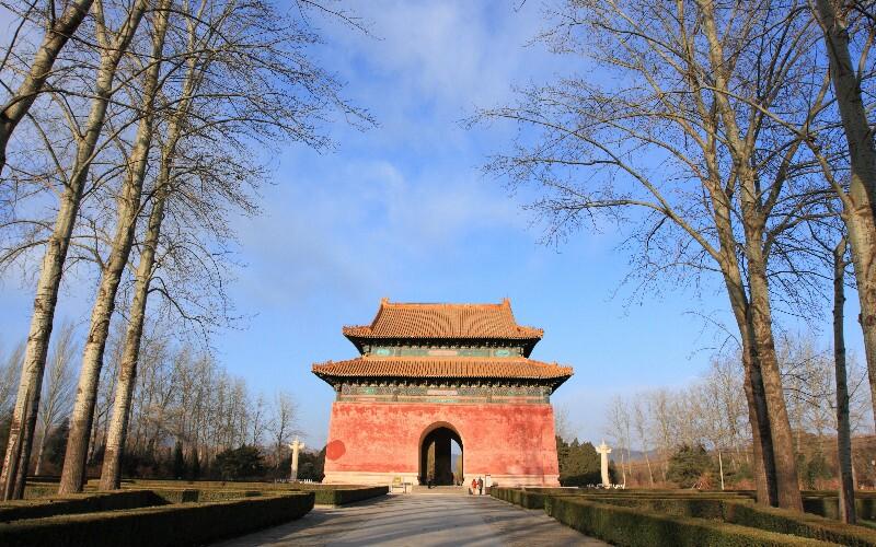 China's Top 6 Magnificent Mausoleums