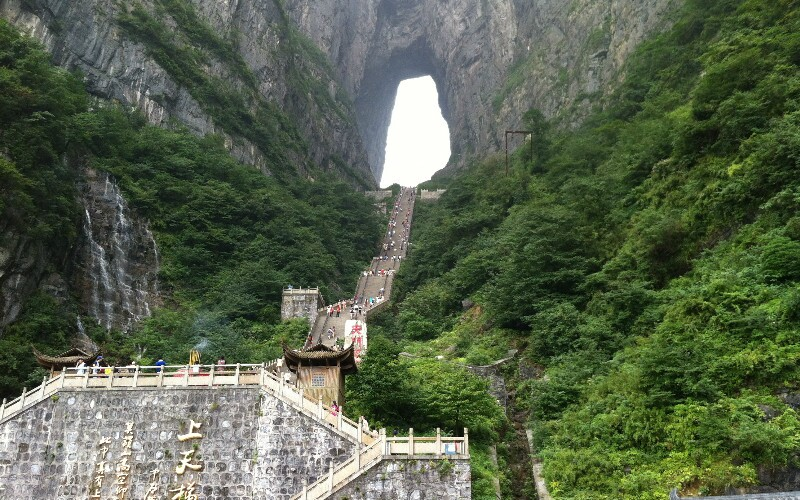 Challenge Yourself with China's 5 Cliff Paths