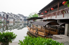 Tongli Water Town, near Shanghai